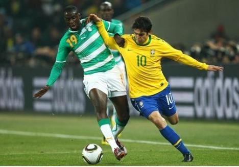 Kaka Brazil World Cup