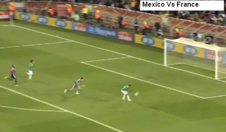 Mexico Vs France Soccer