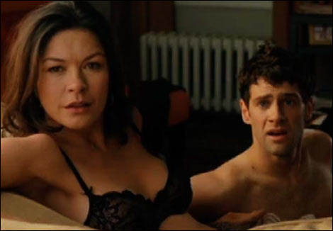 Catherine Zeta Jones Nude