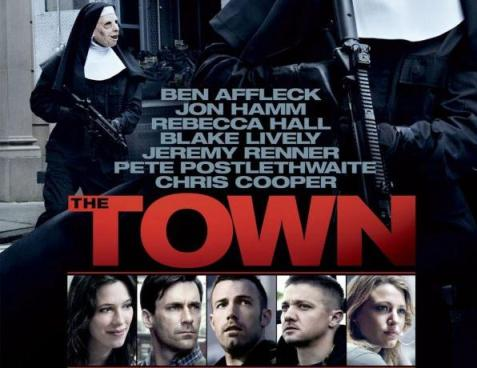 The Town Movie Trailer