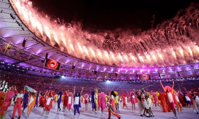 2016 Rio Olympics Brazil